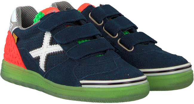 Blaue MUNICH Sneaker G-3 VCO  - large