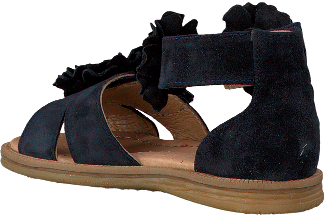 Blaue CLIC! Sandalen 7718 - large