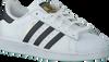 Weiße ADIDAS Sneaker SUPERSTAR DAMES - small