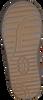 Cognacfarbene SHOESME Schnürschuhe EF8S015  - small