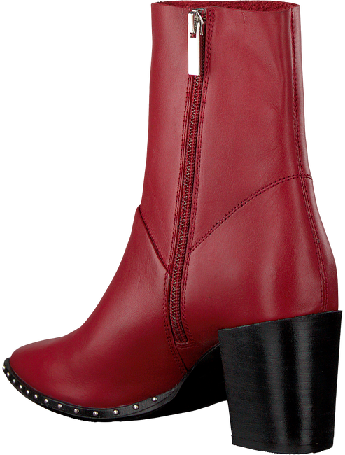 Rote BRONX Stiefeletten 34047 - large