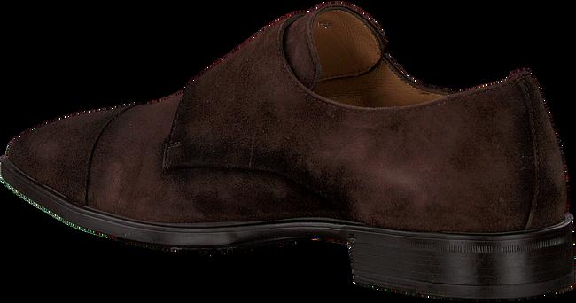 Braune MAZZELTOV Business Schuhe 3654  - large