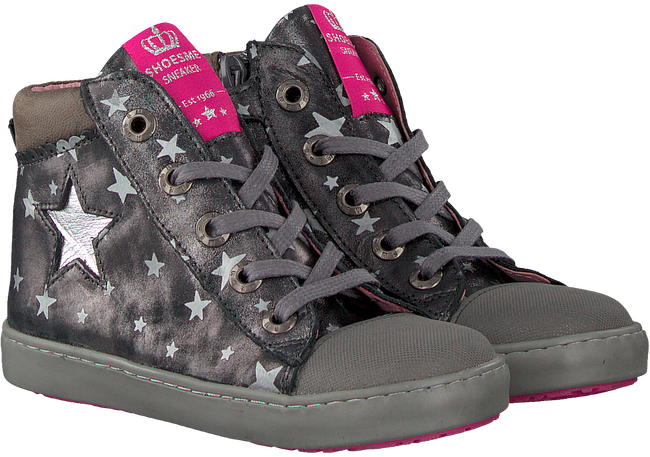 Silberne SHOESME Sneaker UR9W049  - large
