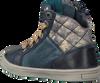 Blaue BUNNIES JR Sneaker VEERLE VROEG - small