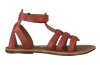 Rote KICKERS Sandalen DIXHUIT - small