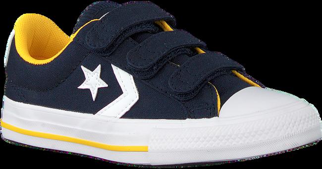 Blaue CONVERSE Sneaker low STAR PLAYER 3V OX KIDS  - large