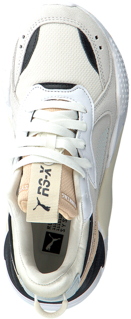 Weiße PUMA Sneaker low RS-X REINVENT WN'S  - large