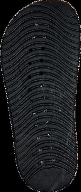 Schwarze NIKE Pantolette KAWA SHOWER (GS/PS)  - large