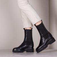Schwarze NUBIKK Chelsea Boots FAE ADAMS  - medium