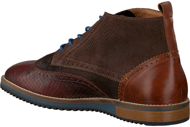 Braune CYCLEUR DE LUXE Business Schuhe LIMA  - large