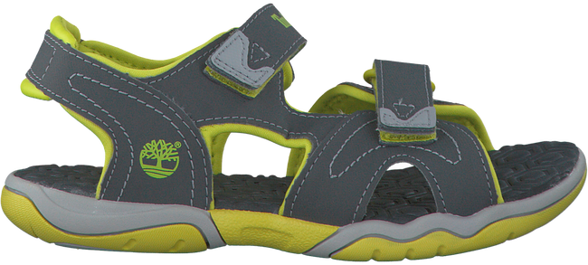 Graue TIMBERLAND Sandalen ADVENTURE SEEKER 2 STRAP KIDS - large