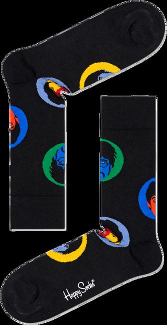 Mehrfarbige/Bunte HAPPY SOCKS Socken BEATLES BRIGHT SPOT SOCK  - large