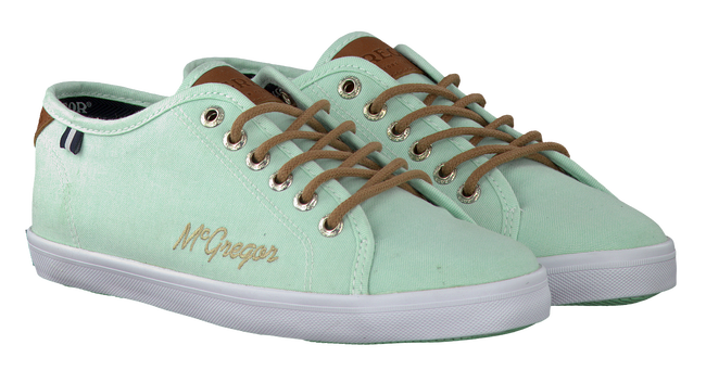 MCGREGOR VETERSCHOENEN COLLEGE LACE UP KIDS - large