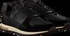 Schwarze MAZZELTOV Sneaker 9423E  - small