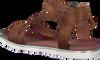 Cognacfarbene MJUS (OMODA) Sandalen 740019 - small