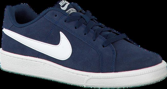 Blaue NIKE Sneaker COURT ROYALE SUEDE MEN - large