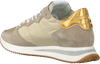 Beige PHILIPPE MODEL Sneaker low TRPX L D  - small