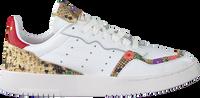 Weiße ADIDAS Sneaker low SUPERCOURT W  - medium