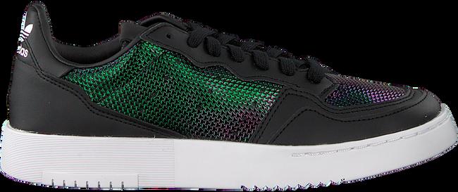 Schwarze ADIDAS Sneaker low SUPERCOURT W  - large