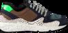 Schwarze P448 Sneaker E8AMERICA - small