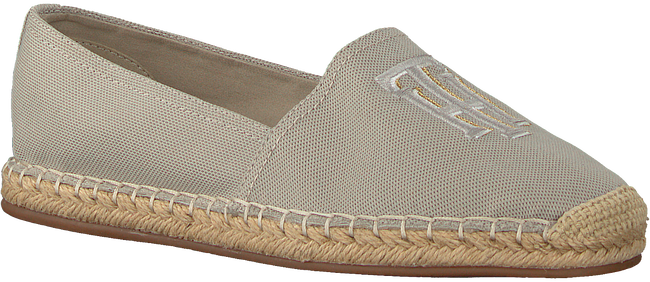 Graue TOMMY HILFIGER Espadrilles NAUTICAL TH BASIC  - large