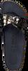 Schwarze BIRKENSTOCK Pantolette MADRID GATOR  - small