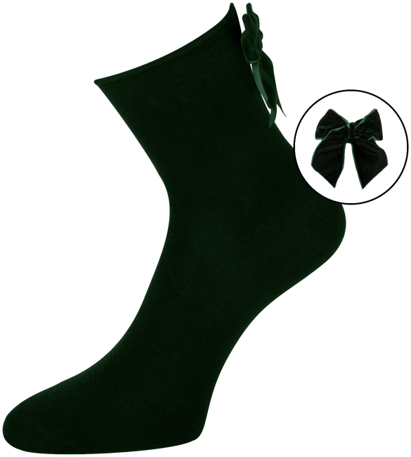 Grüne MARCMARCS Socken KIRSTEN - large