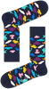 Blaue HAPPY SOCKS Socken HAT - small