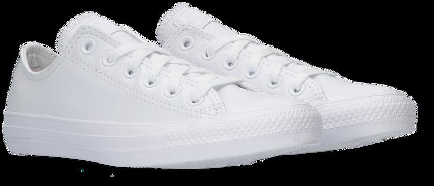 Weiße CONVERSE Sneaker CHUCK TAYLOR ALL STAR OX WOMEN - larger