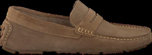 Taupe MAZZELTOV. Loafer 32008  - large