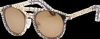 Braune IKKI Sonnenbrille DINK  - medium