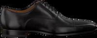 Schwarze MAGNANNI Business Schuhe 12623 - medium