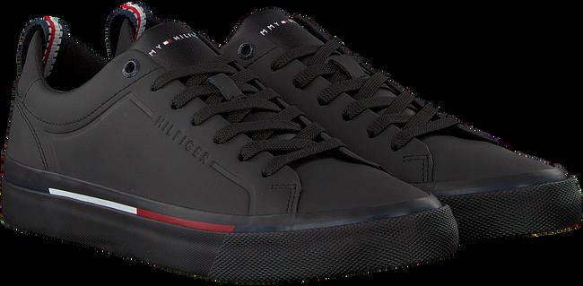 Schwarze TOMMY HILFIGER Sneaker CORPORATE SNEAKER  - large