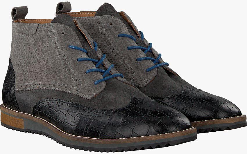 Graue CYCLEUR DE LUXE Business Schuhe LIMA  - larger