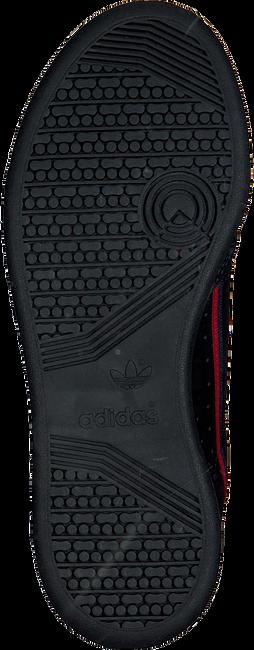 Schwarze ADIDAS Sneaker CONTINENTAL 80 C  - large