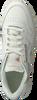 Weiße REEBOK Sneaker CL LTHR WMN  - small