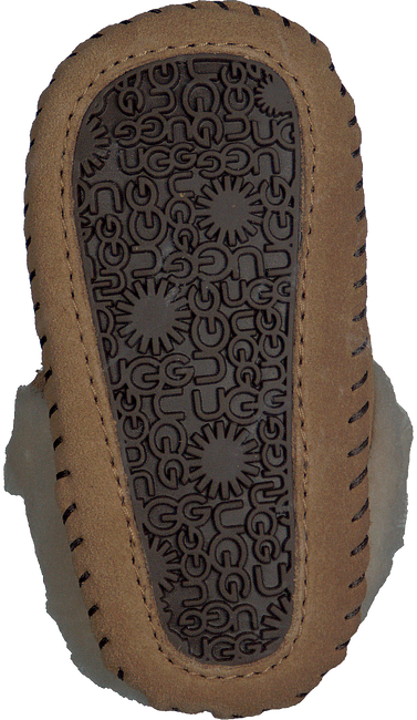 Braune UGG Babyschuhe SPARROW - large