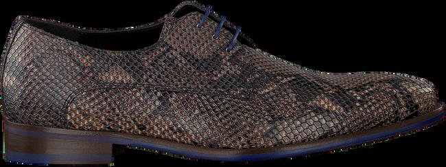 Graue FLORIS VAN BOMMEL Business Schuhe 18159  - large