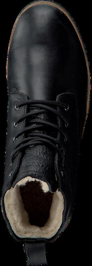 Schwarze BLACKSTONE Stiefeletten OM60 - larger