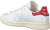 Weiße ADIDAS Sneaker low STAN SMITH DAMES  - small