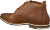 Cognacfarbene OMODA Business Schuhe MREAN - small