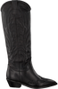 Schwarze OMODA Cowboystiefel 00196 - small