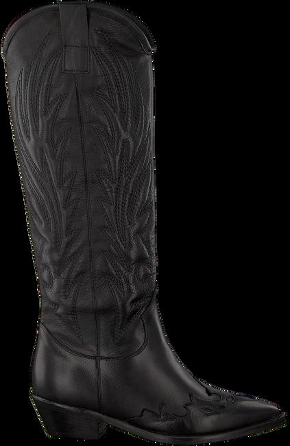 Schwarze OMODA Cowboystiefel 00196 - large