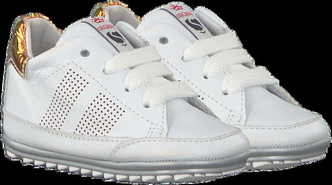Weiße SHOESME Babyschuhe BP9S019 - large