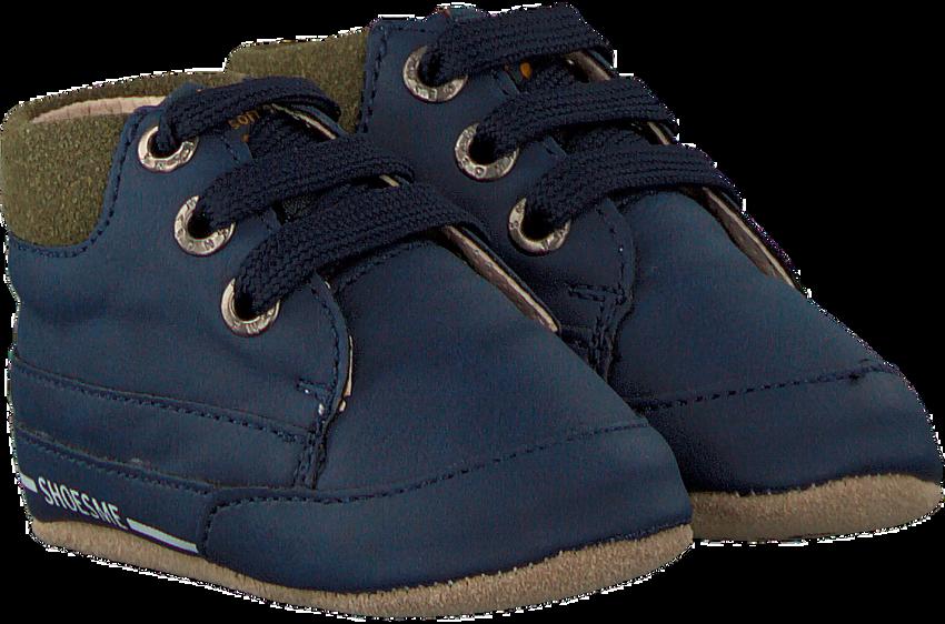 Blaue SHOESME Babyschuhe BS8A001 - larger
