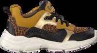 Schwarze BRAQEEZ Sneaker low RENEE RUN  - medium