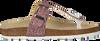 Roségoldene DEVELAB Sandalen 48062 - small