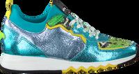 Blaue FLORIS VAN BOMMEL Sneaker low 85309  - medium