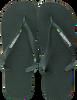 Grüne HAVAIANAS Pantolette BRASIL LOGO  - small