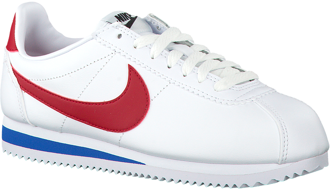 Weiße NIKE Sneaker CLASSIC CORTEZ LEATHER WMNS - large